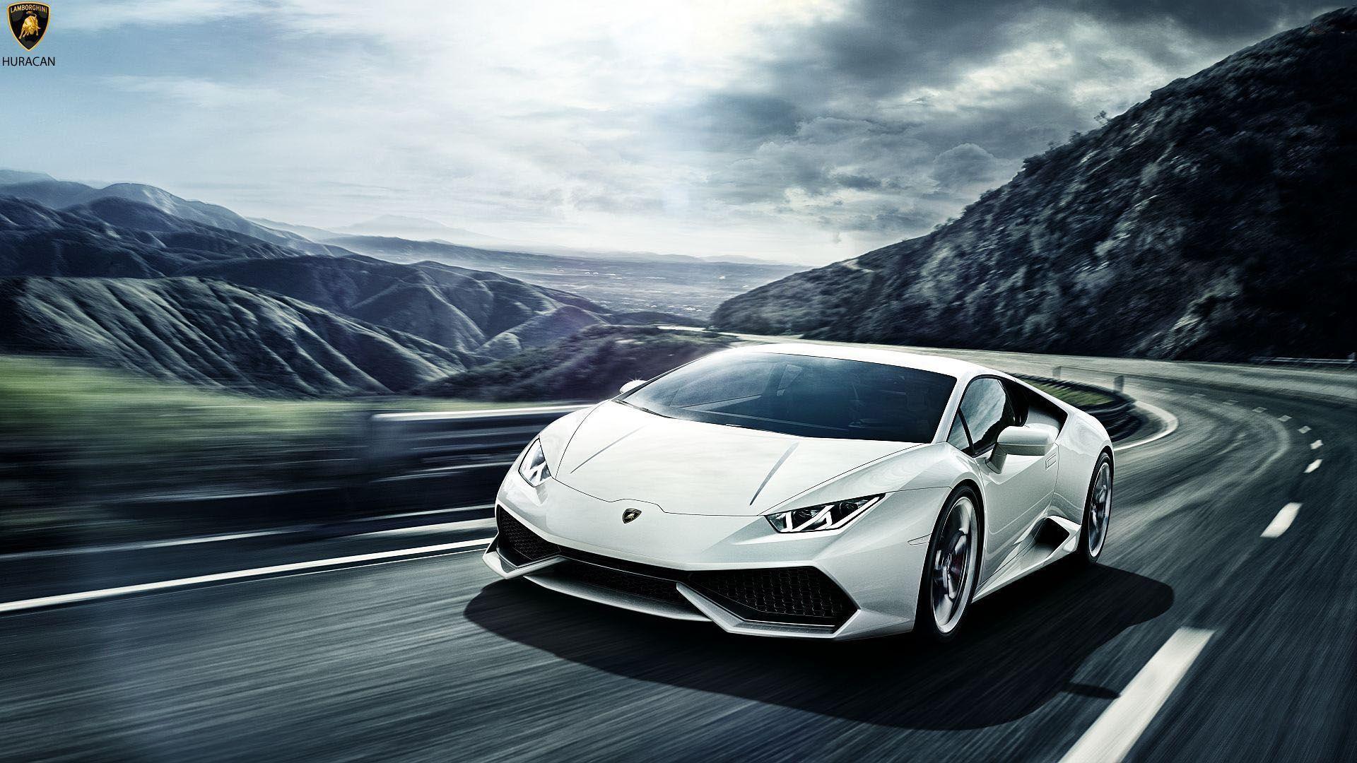 Lamborghini Huracan Wallpapers Wallpaper Cave