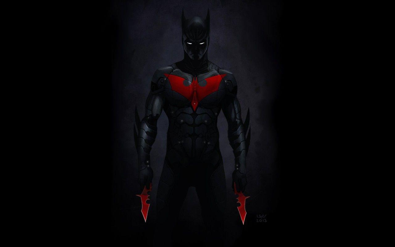 Batman Beyond Wallpapers Wallpaper Cave