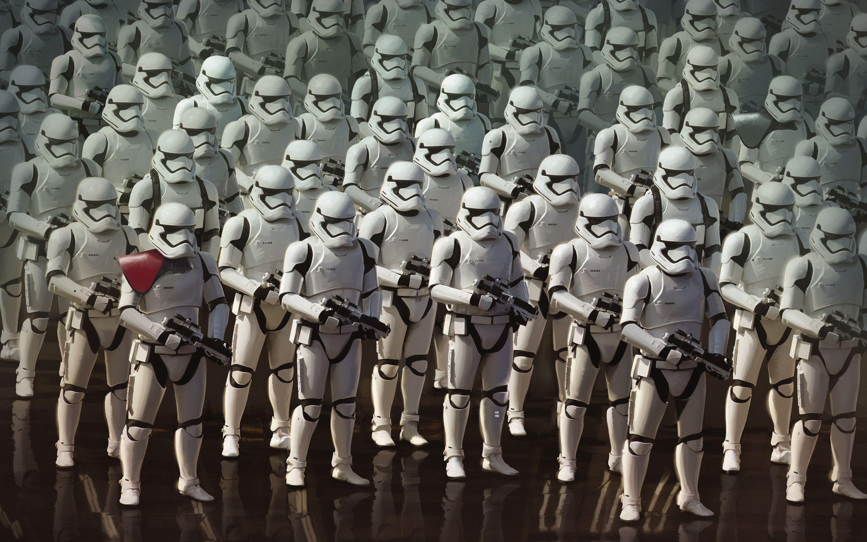 Star Wars The Force Awakens Stormtroopers Wallpapers | HD Wallpapers
