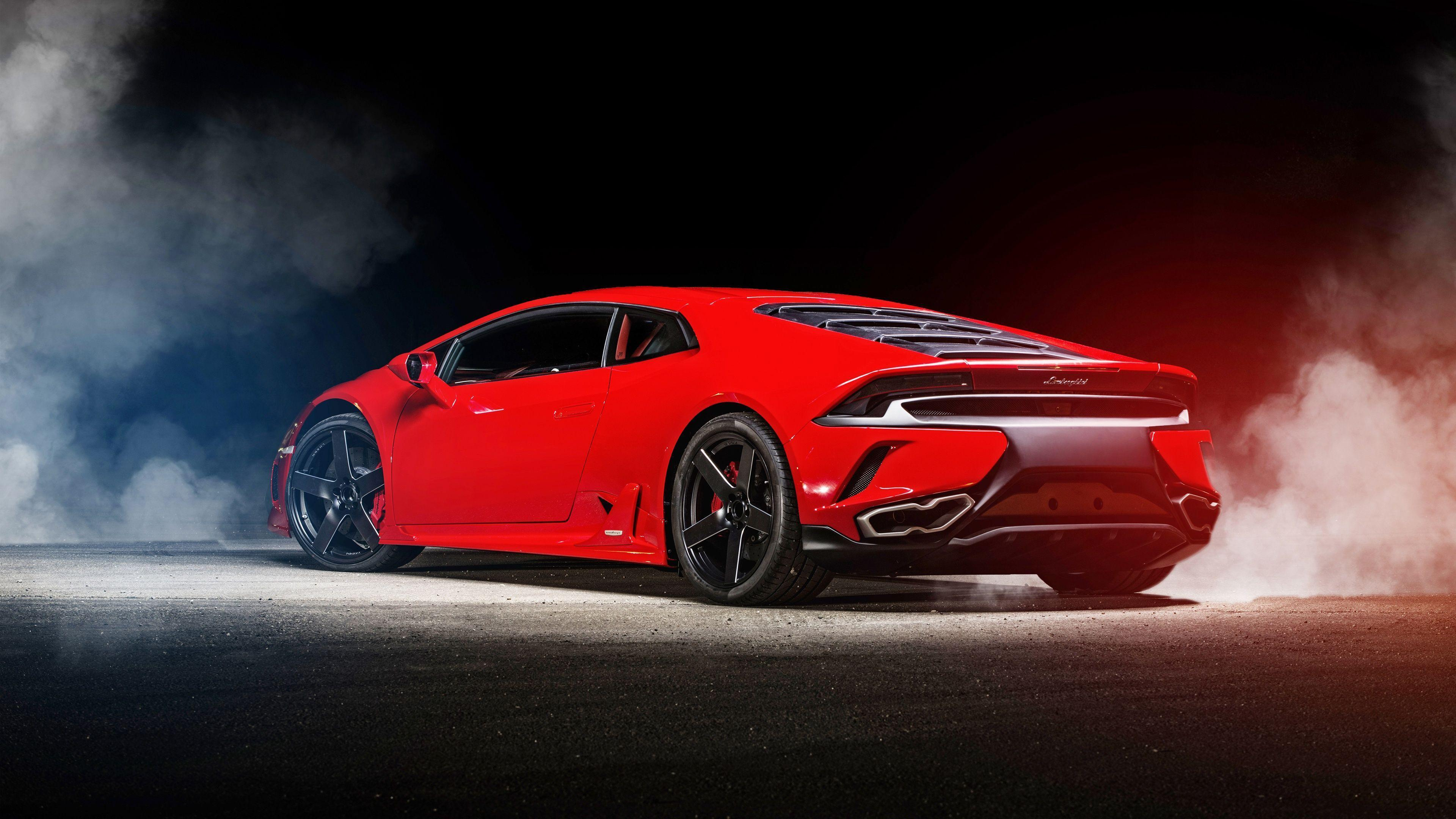 2015 ares design lamborghini huracan 4 wallpaper hd car wallpapers - Lamborghini Huracan Wallpaper