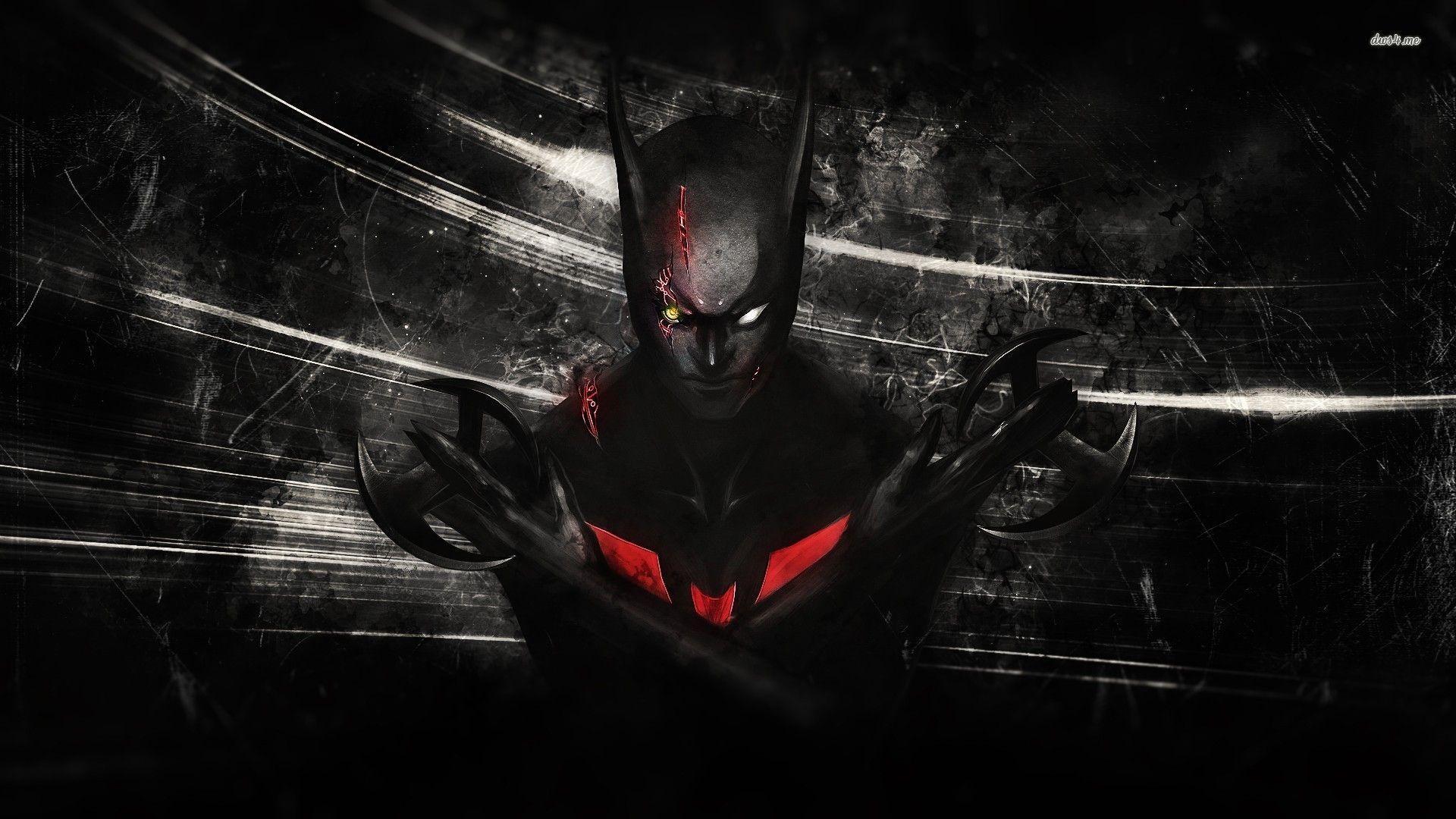 batman beyond wallpapers wallpaper cave