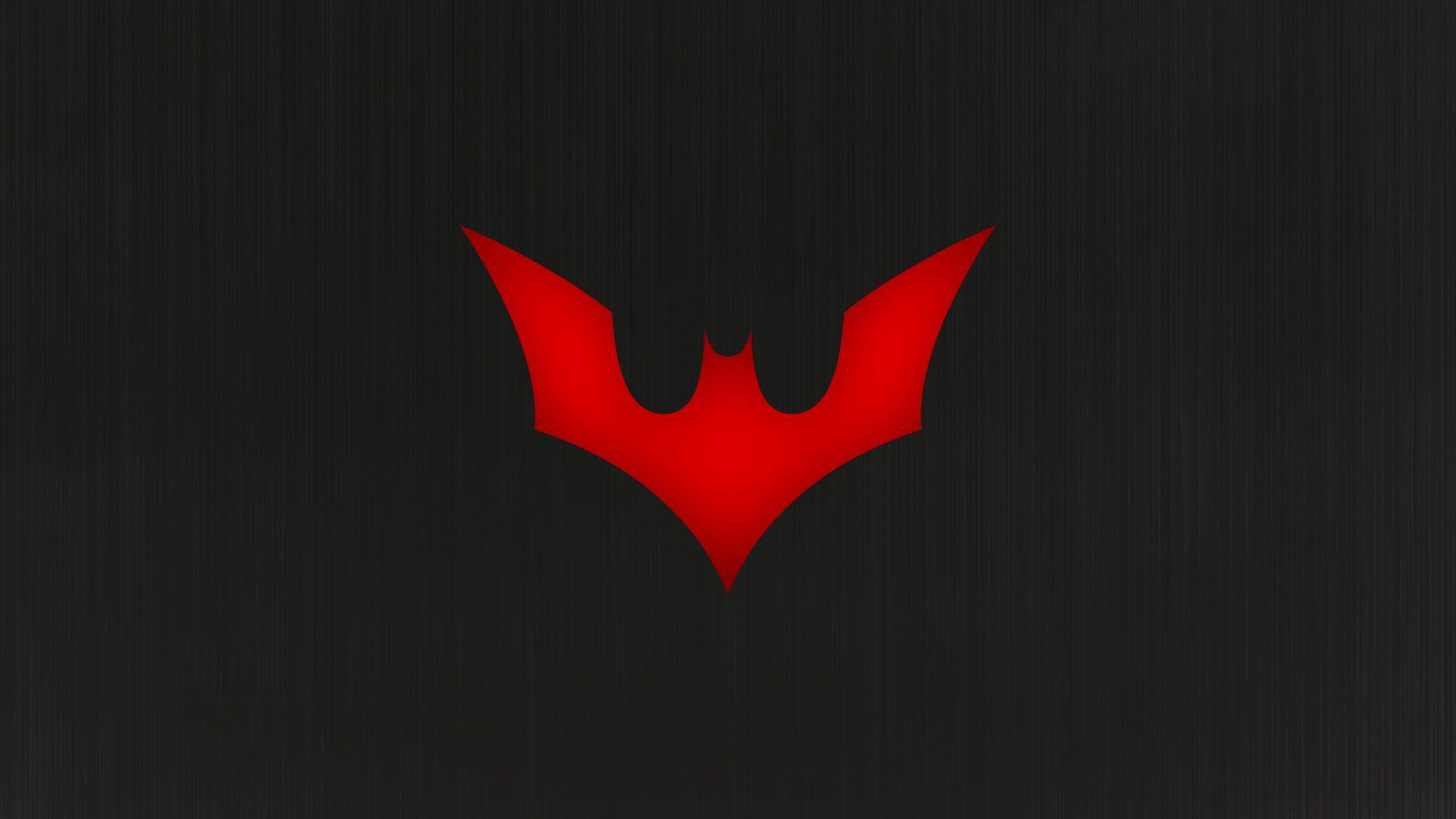 Batman Beyond Logo Wallpaper Wwwtopsimagescom