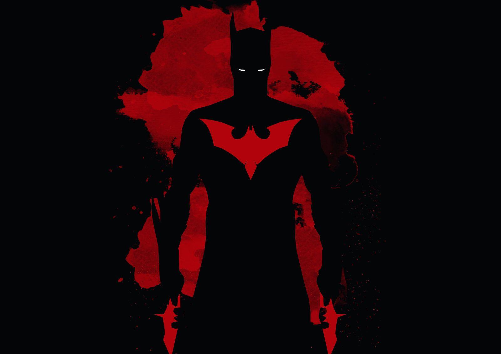 Batman Beyond Wallpapers - Wallpaper Cave  Batman Beyond Logo Wallpaper Hd