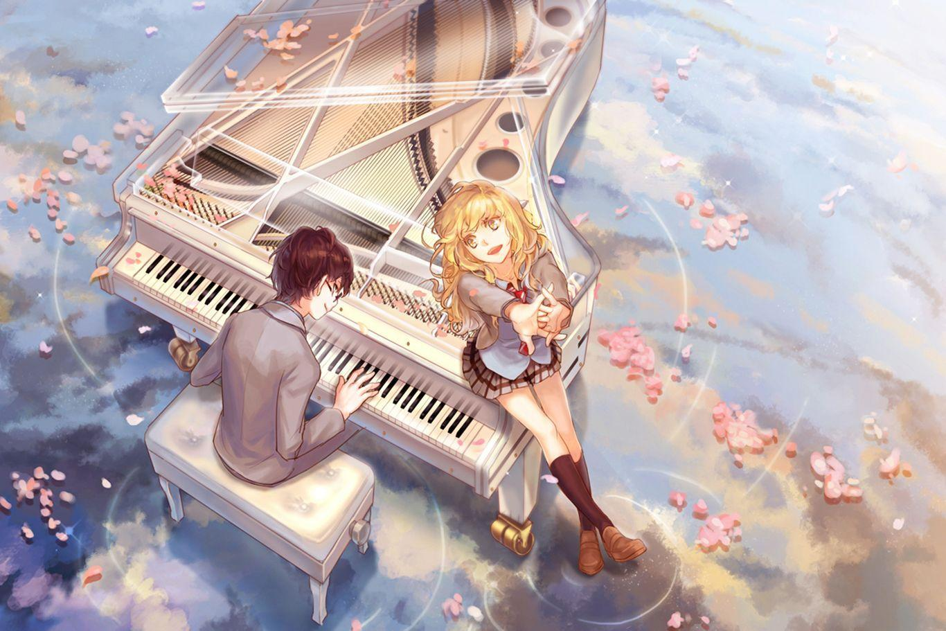 Your Lie In April Wallpapers Wallpaper Cave