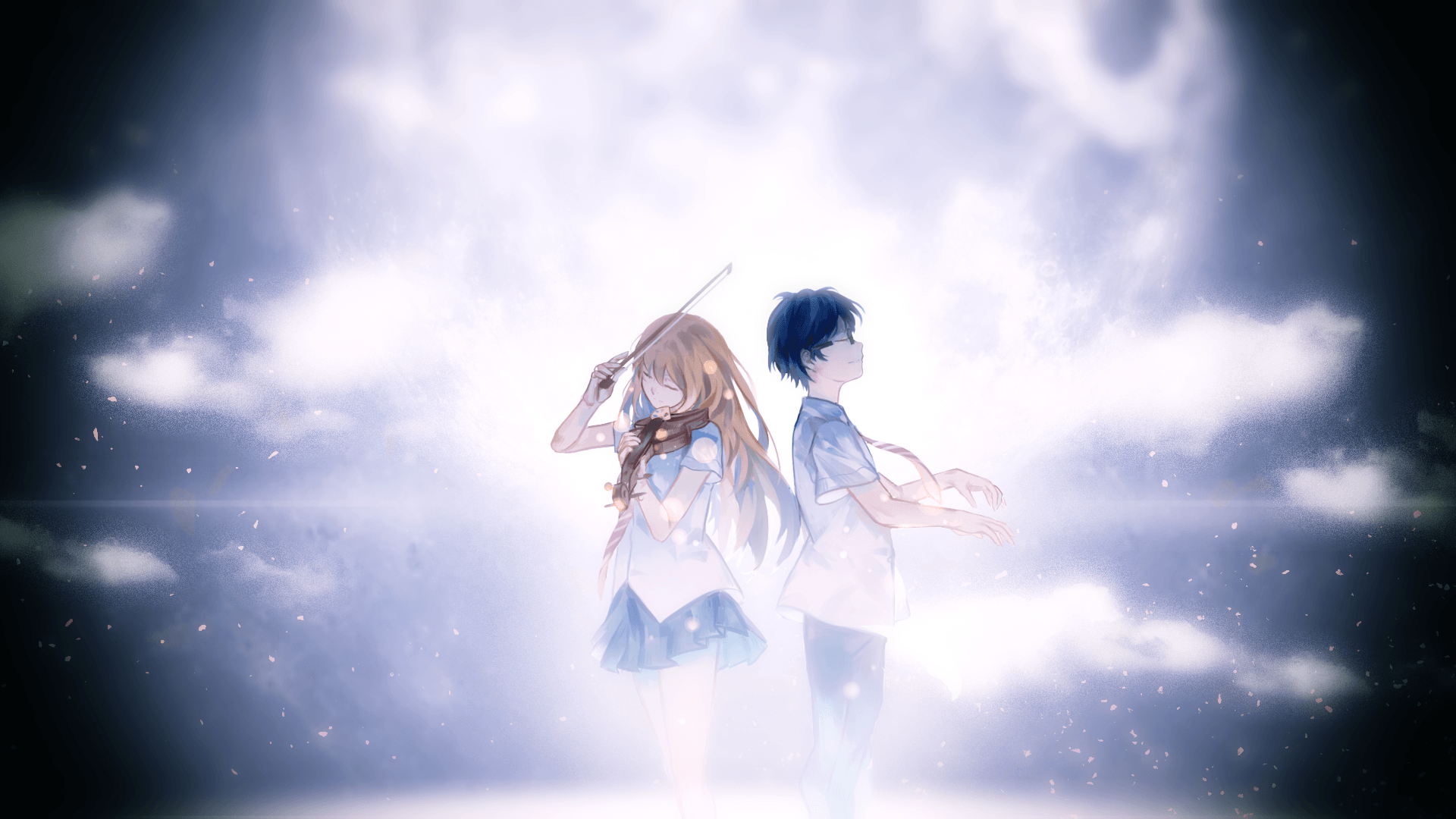 Your Lie In April Wallpapers - Wallpaper Cave