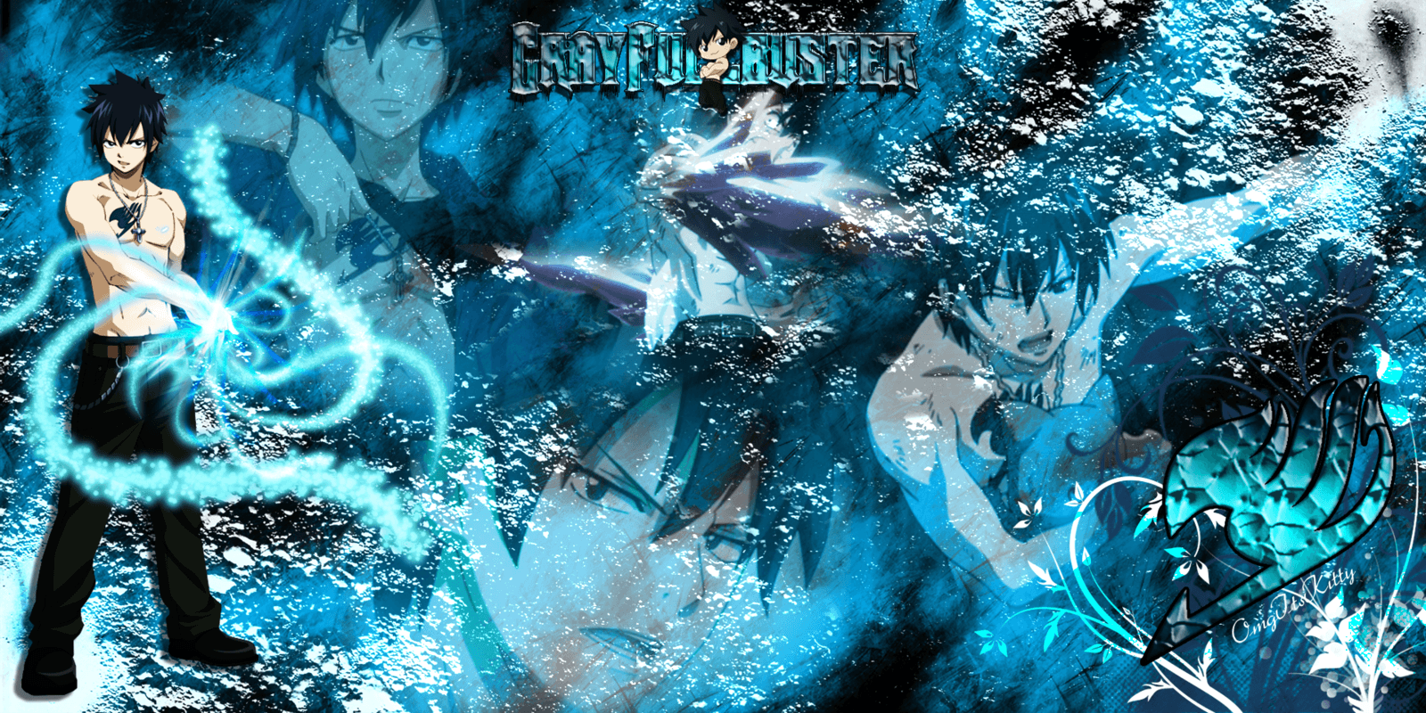 Gray Fullbuster Wallpapers