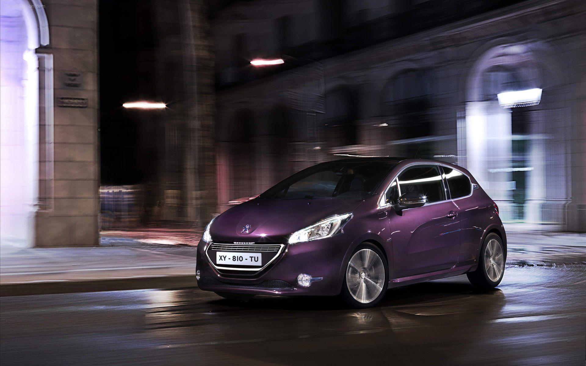 2013 Peugeot 208 XY Wallpapers