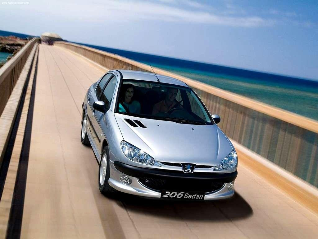 Peugeot 206 Wallpapers HD Download