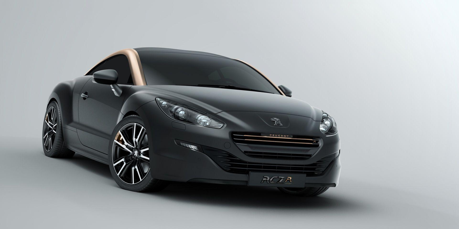Peugeot RCZ R Exclusive HD Wallpapers #1633