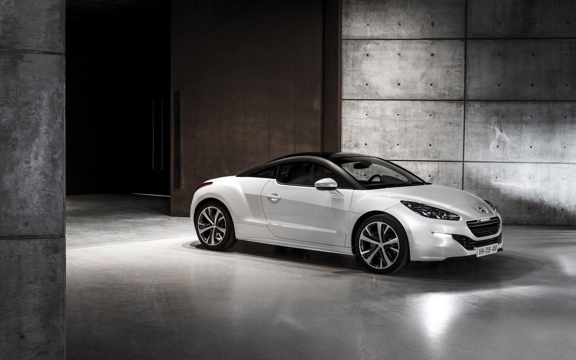 2013 Peugeot RCZ Sports Coupe Wallpaper | HD Car Wallpapers