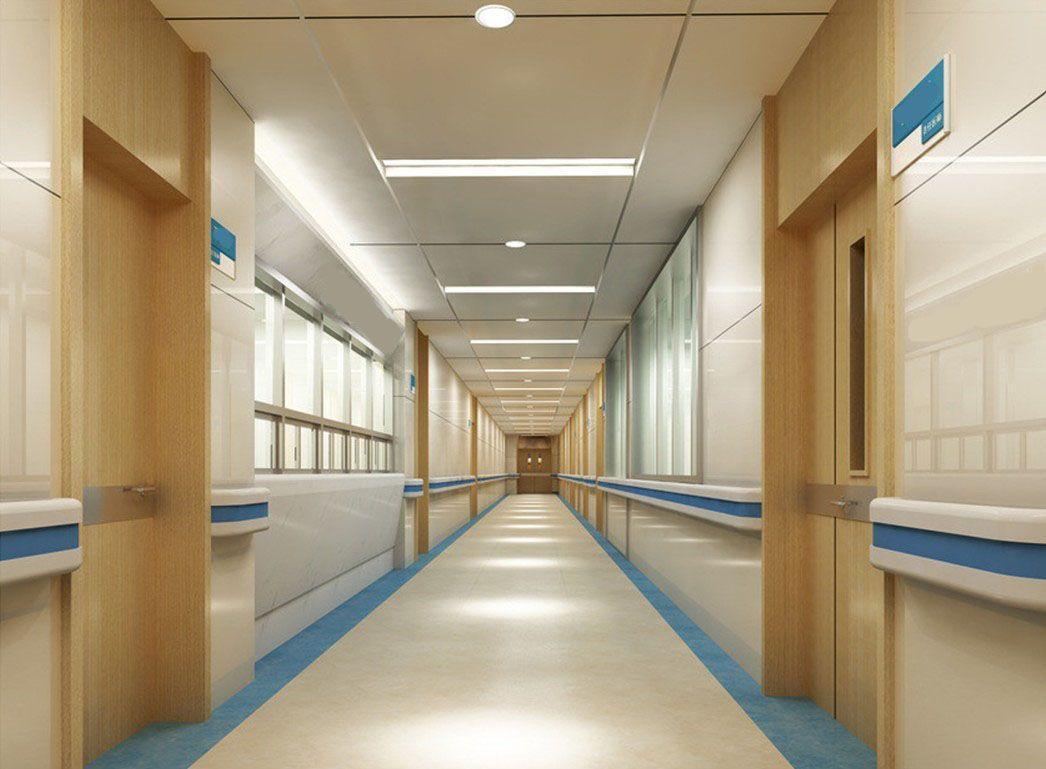 medical interior wallpaper: Hospital Wallpapers