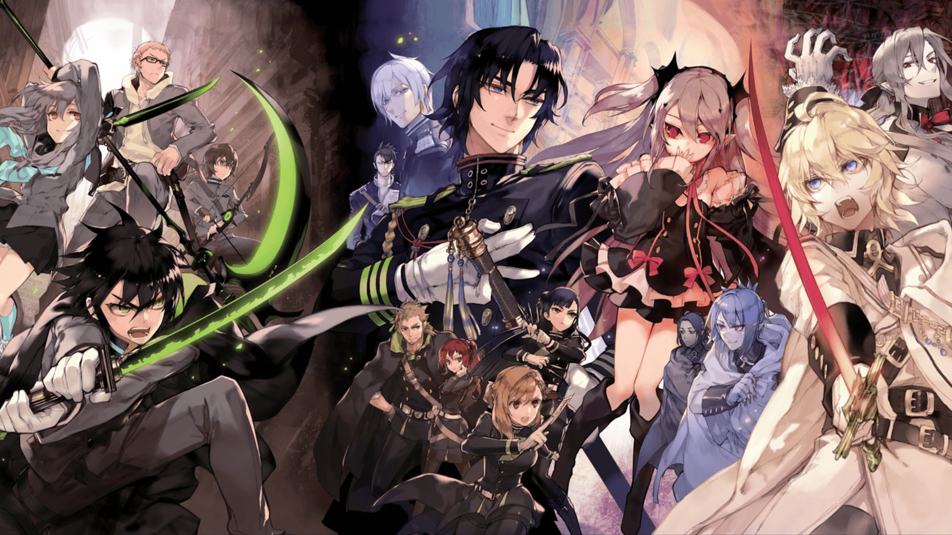 Seraph Of The End Wallpapers - Wallpaper Cave