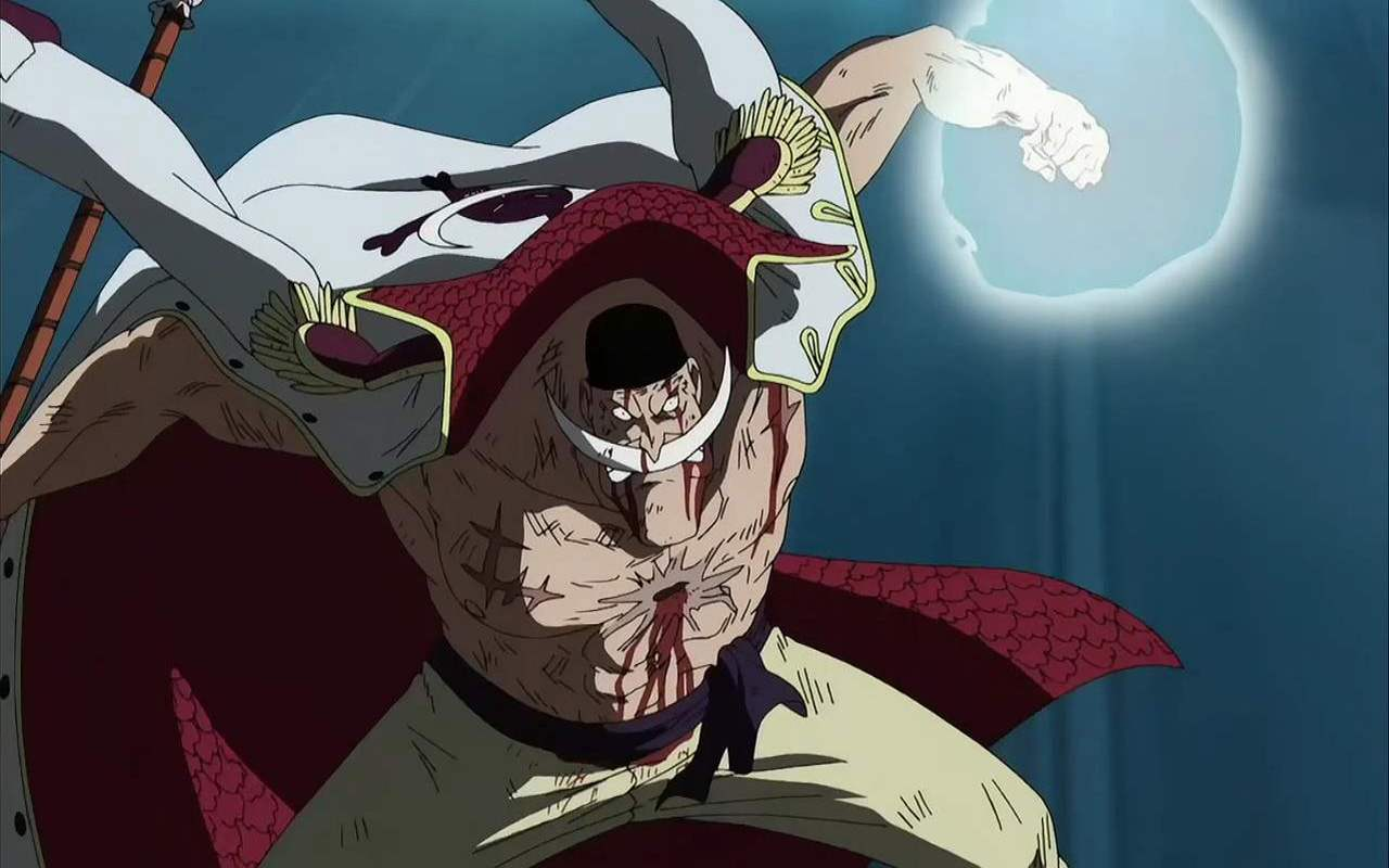 Whitebeard Wallpapers - Wallpaper Cave