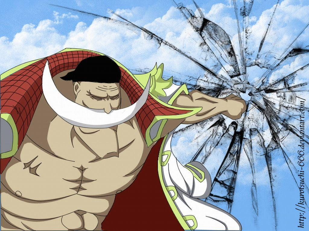 21834) One Piece Whitebeard Awesome Wallpapers