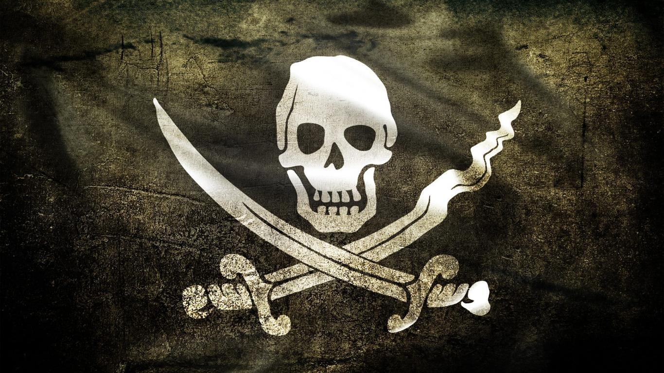 Wallpapers Whitebeard Pirates Pirate Flag Hd 1366x768 | #239414 ...