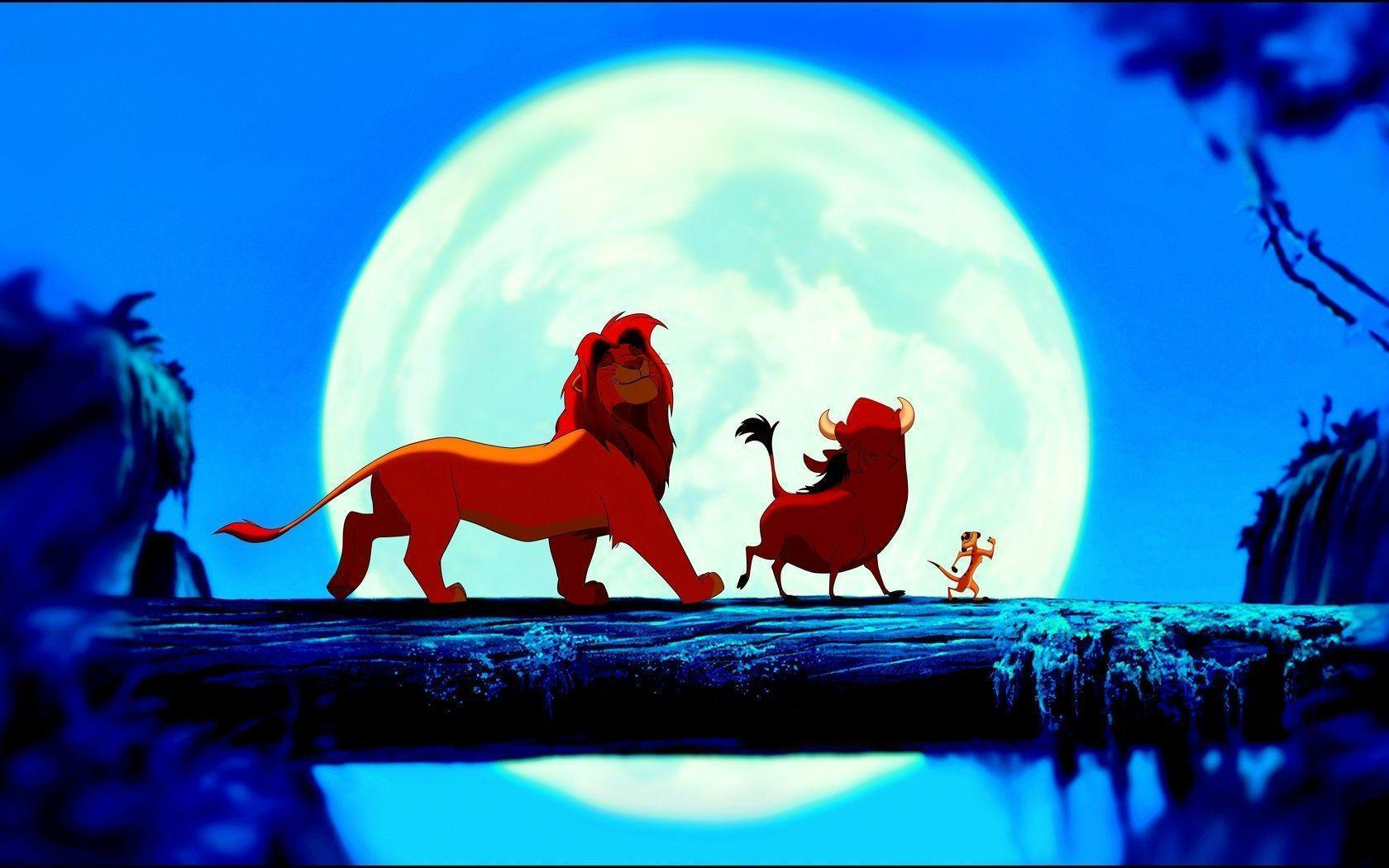 85 The Lion King HD Wallpapers