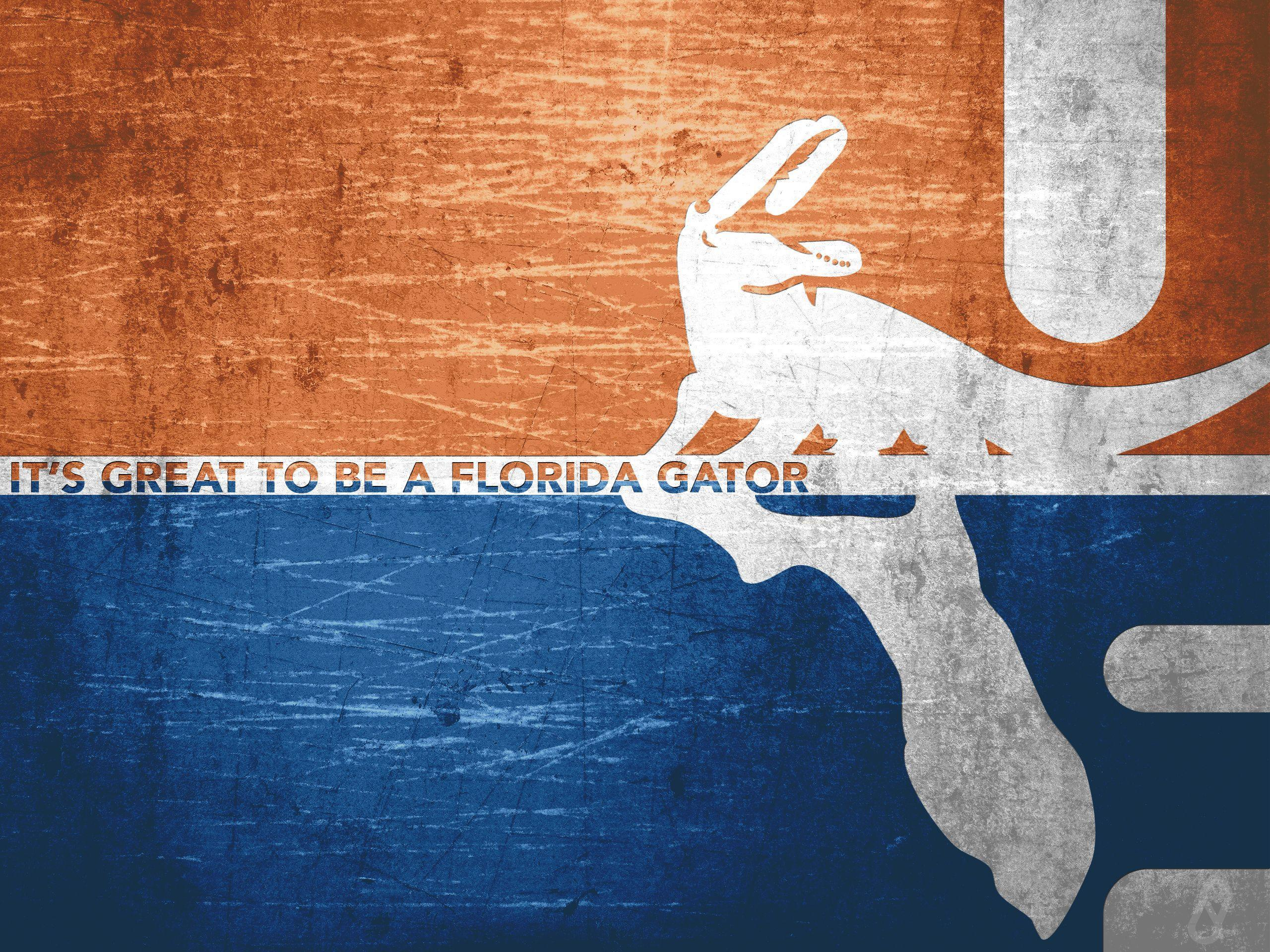 Florida Gators Old School Wallpaper – SteveNuss.net