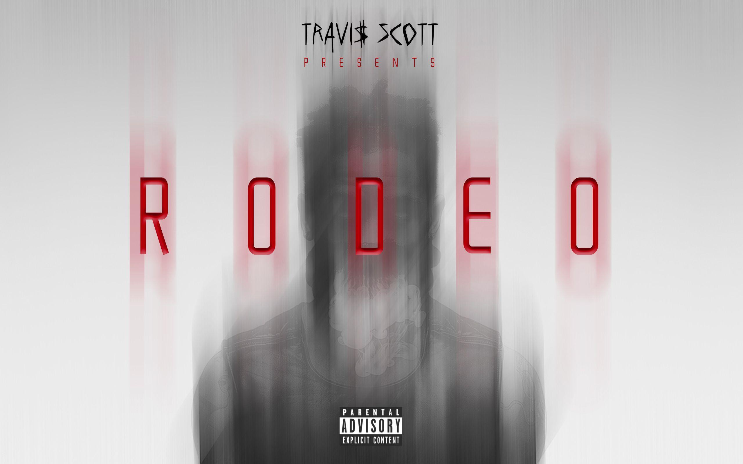 Travis Scott- Rodeo Fan Made Cover « Kanye West Forum