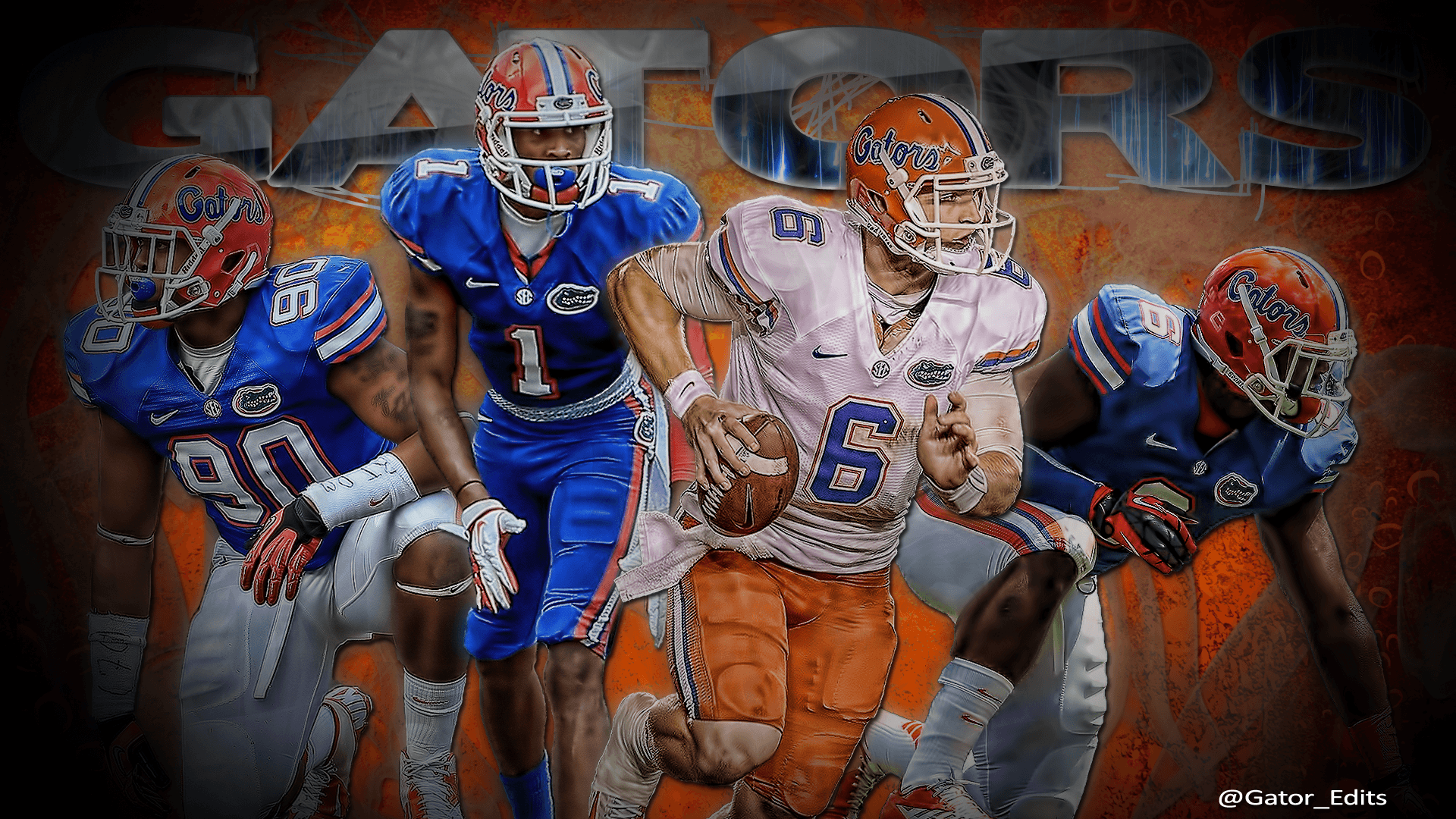 Florida Gators Football Wallpapers