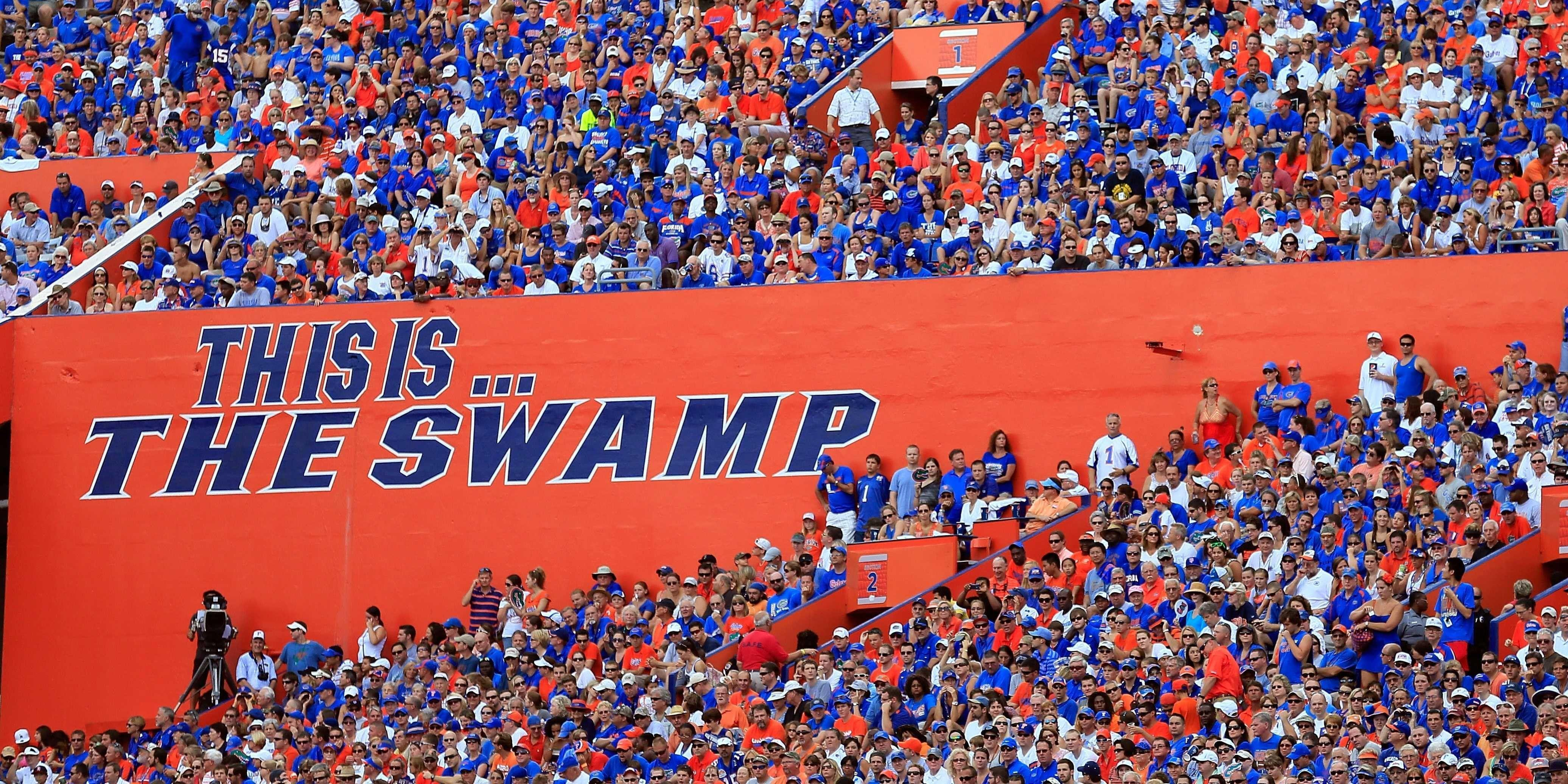 FLORIDA GATORS college football wallpaper | 4144x2072 | 595526 ...