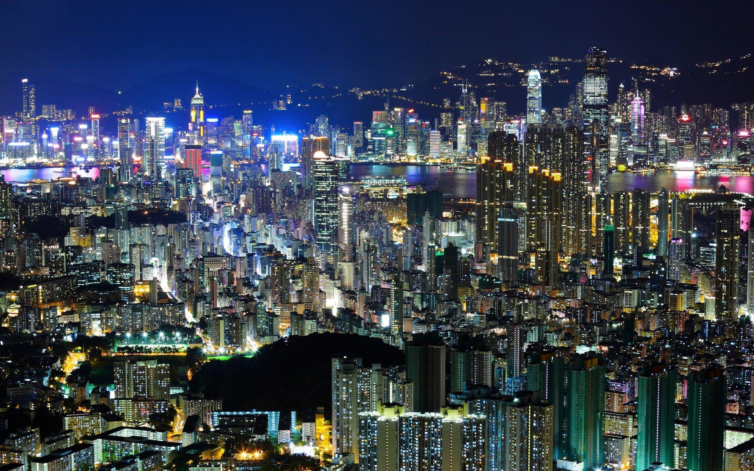 Hong Kong Wallpapers Wallpaper Cave