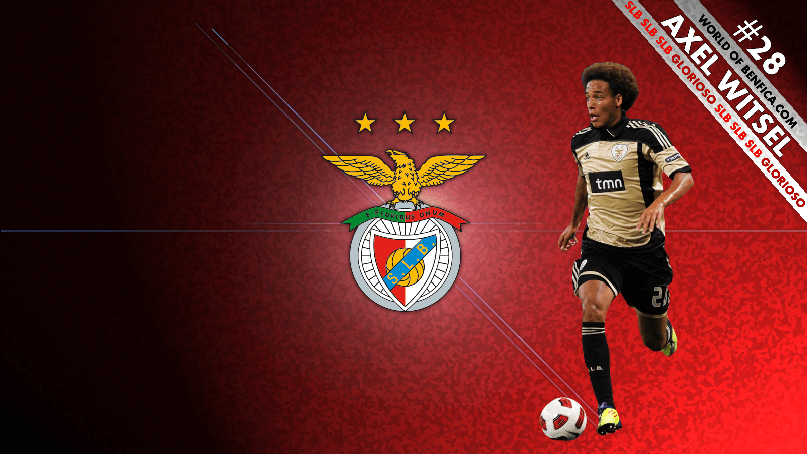 S.L. Benfica Zoom Background 6