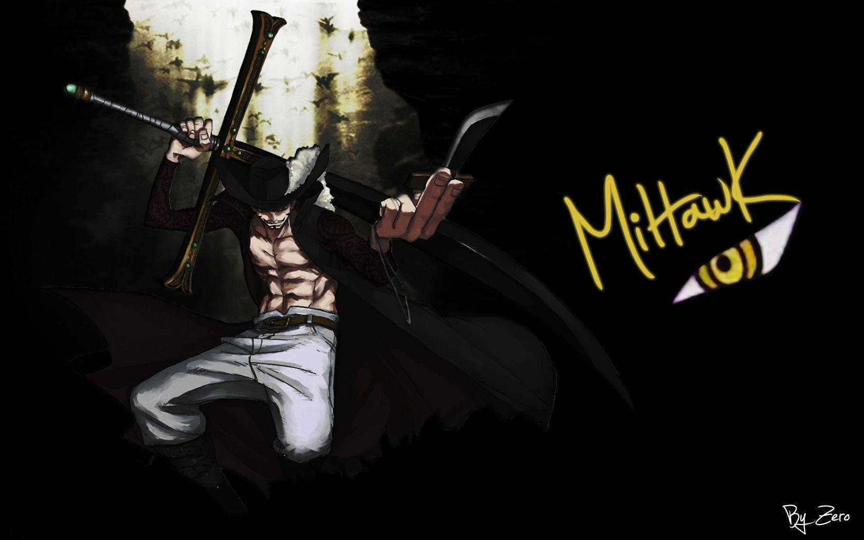 8 Dracule Mihawk HD Wallpapers