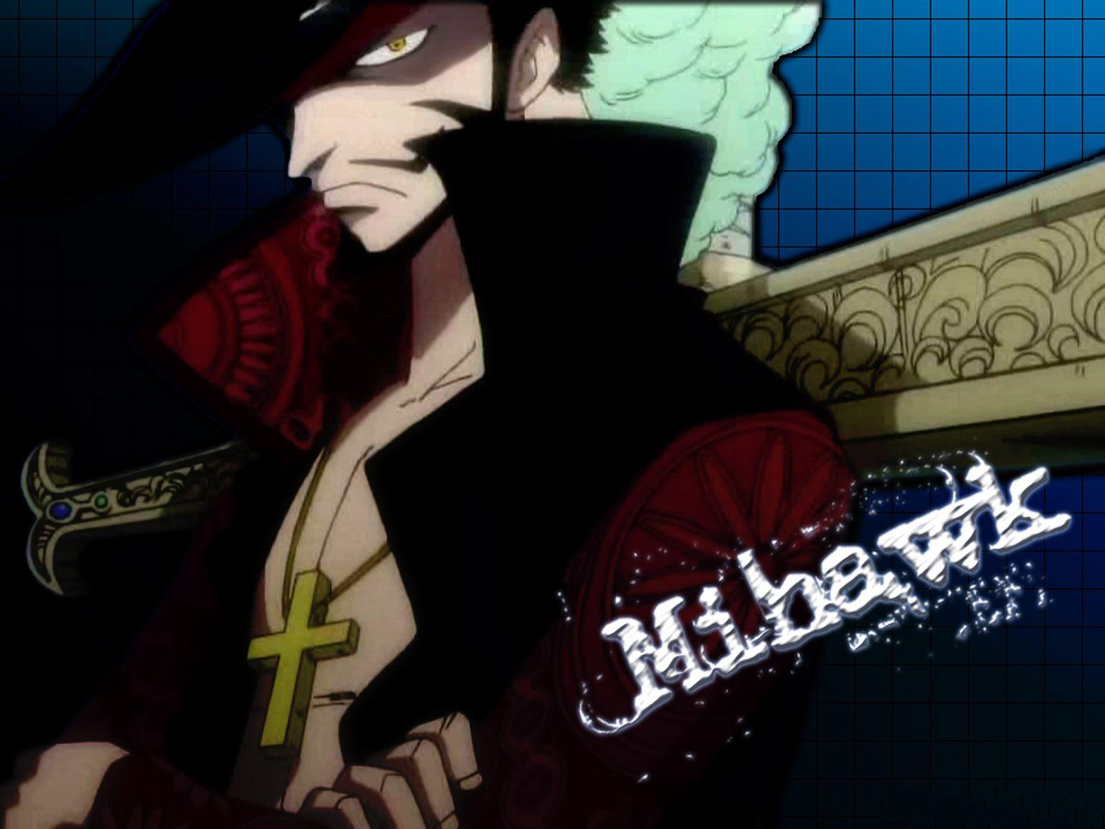 Mihawk Wallpapers,One Piece Wallpapers & Pictures Free Download