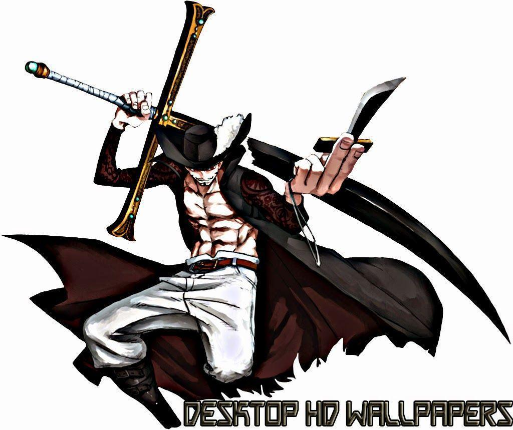 Dracule Mihawk Wallpapers HD