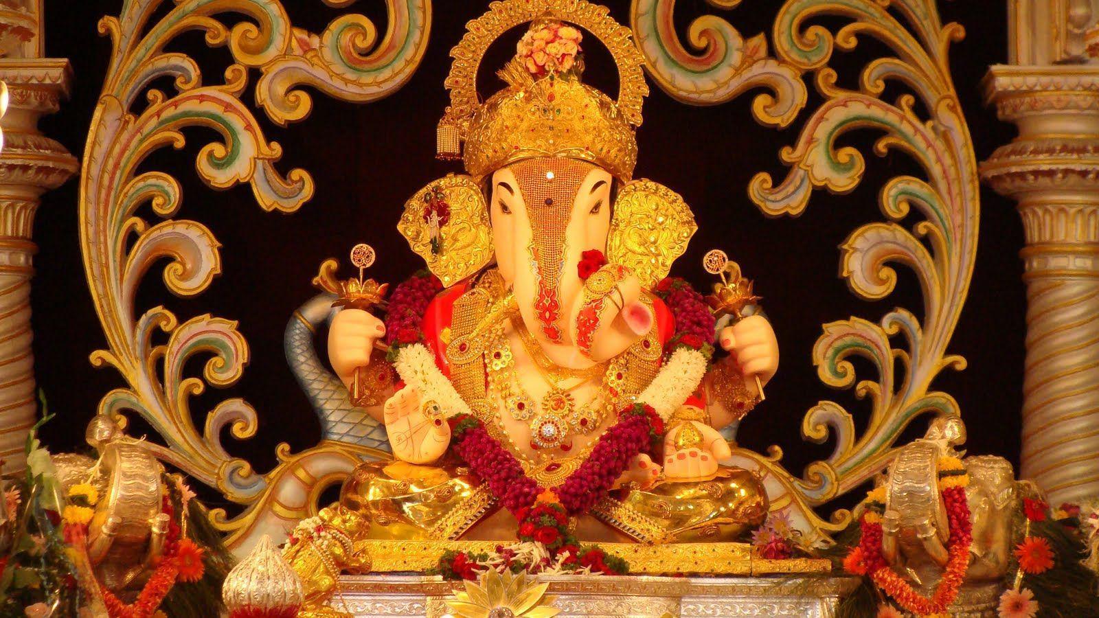 Hd wallpaper ganpati -  Ganpati Images Photos Hd Wallpapers Ganesh Dp For