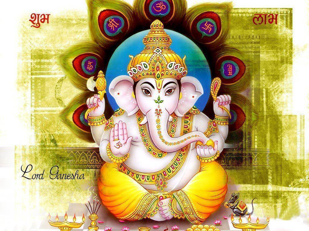 Fantastic Wallpaper Lord Siddhivinayak - wp1849919  Best Photo Reference_102799.jpg