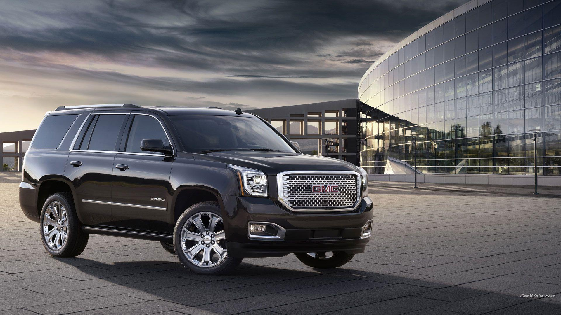 2015 GMC Yukon XL And Yukon Denali Computer Wallpapers, Desktop