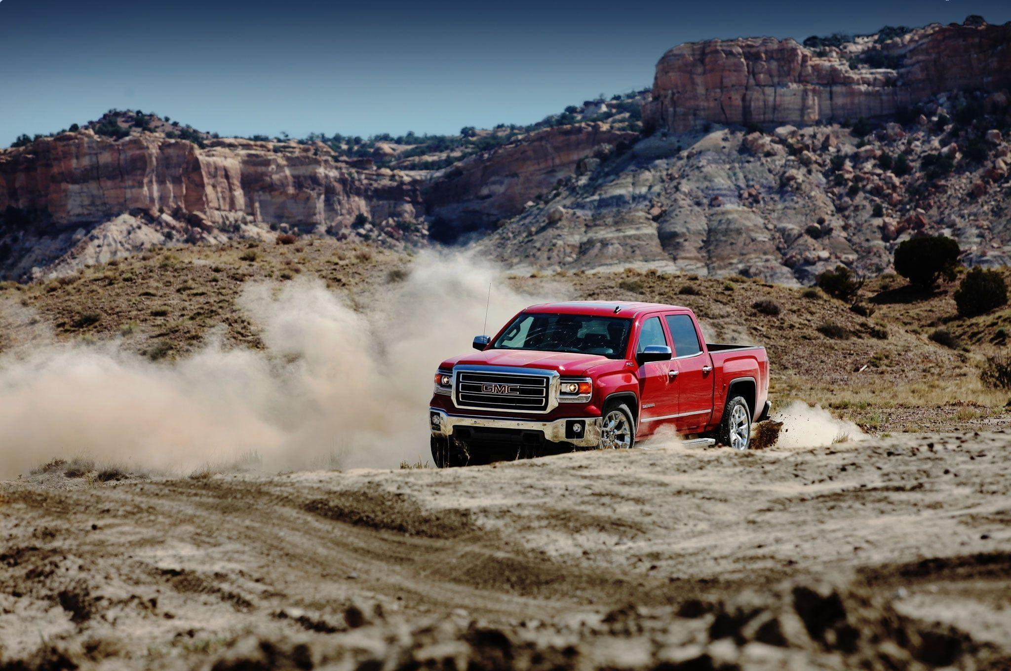 22+ GMC Sierra wallpapers HD High Quality