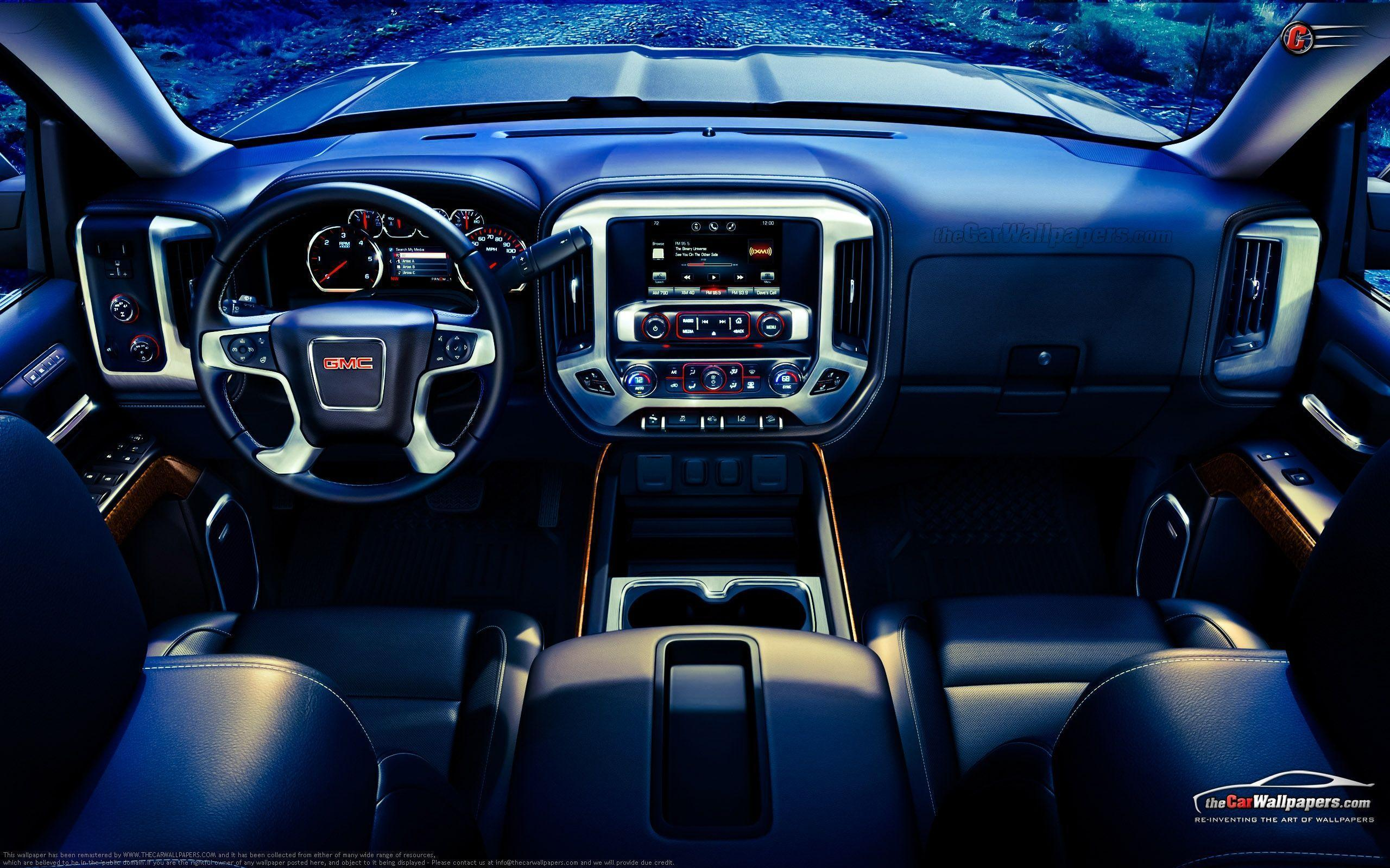10 2014 GMC Sierra HD Wallpapers