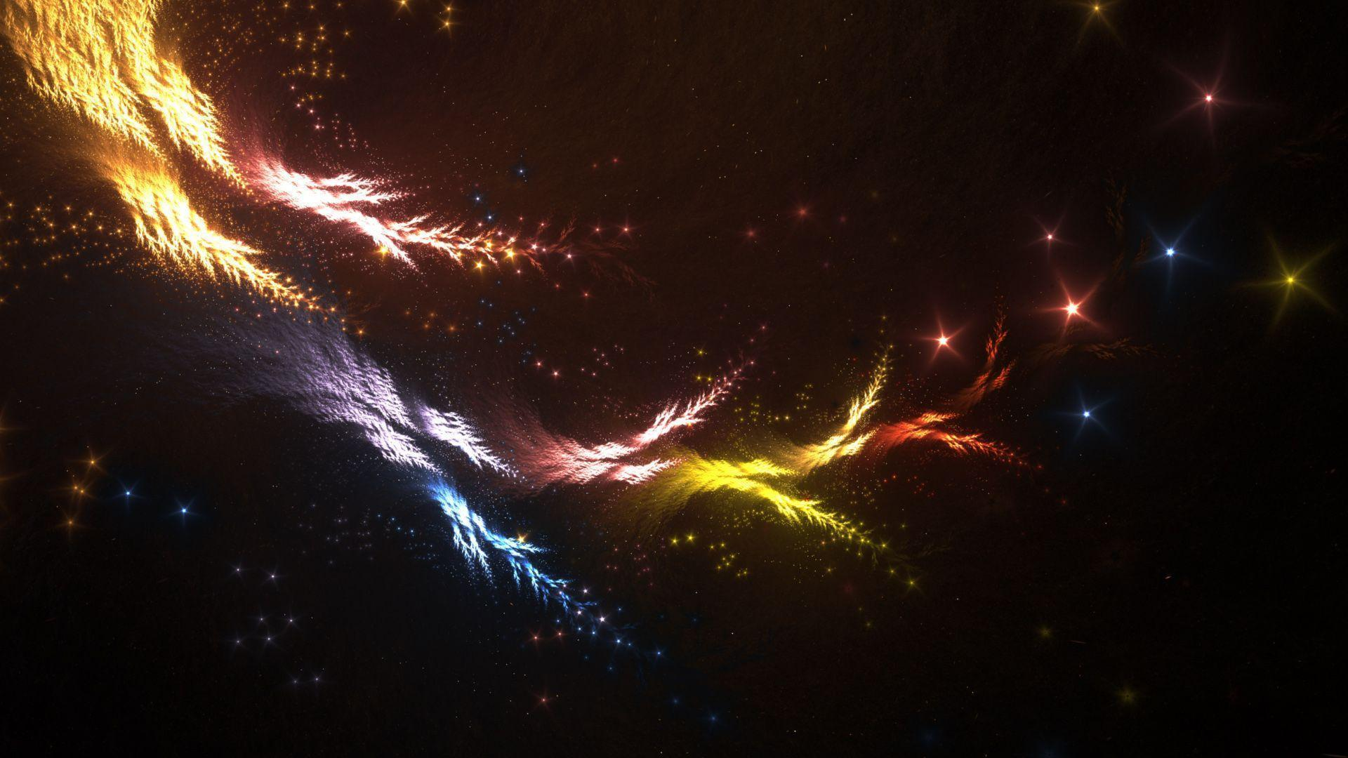 Magical lights wallpapers hd wallpapers