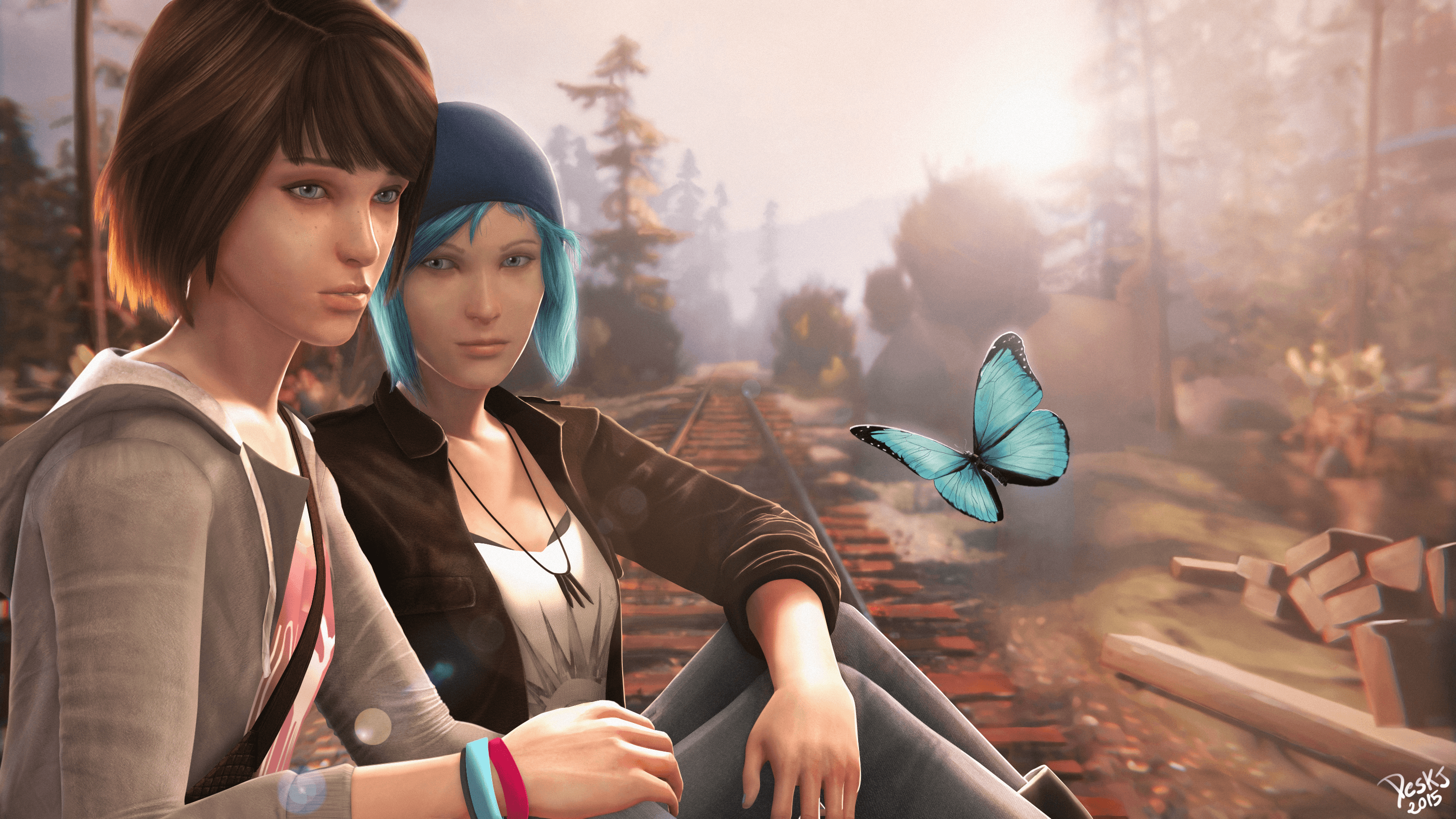 Life Is Strange Wallpapers - Wallpaper Cave