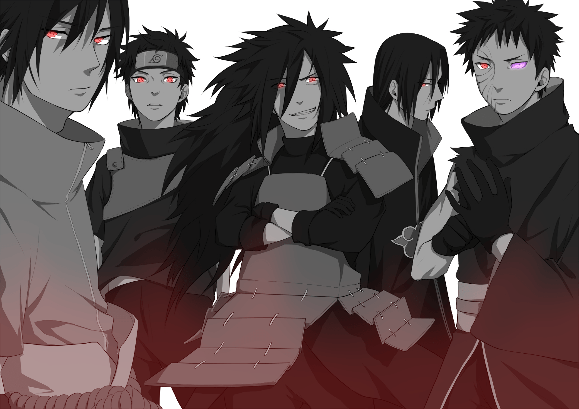 Shisui Uchiha Wallpapers Wallpaper Cave