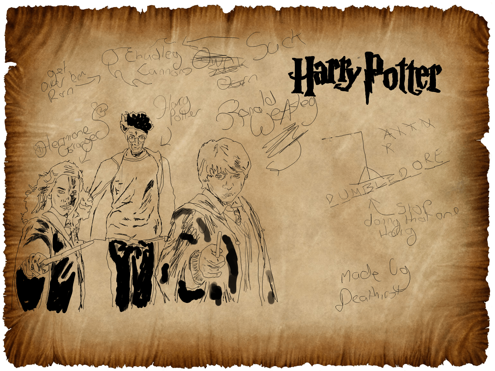 Harry Potter Book Quotes Harry Potter Book Wallpapers  Wallpaper Cave