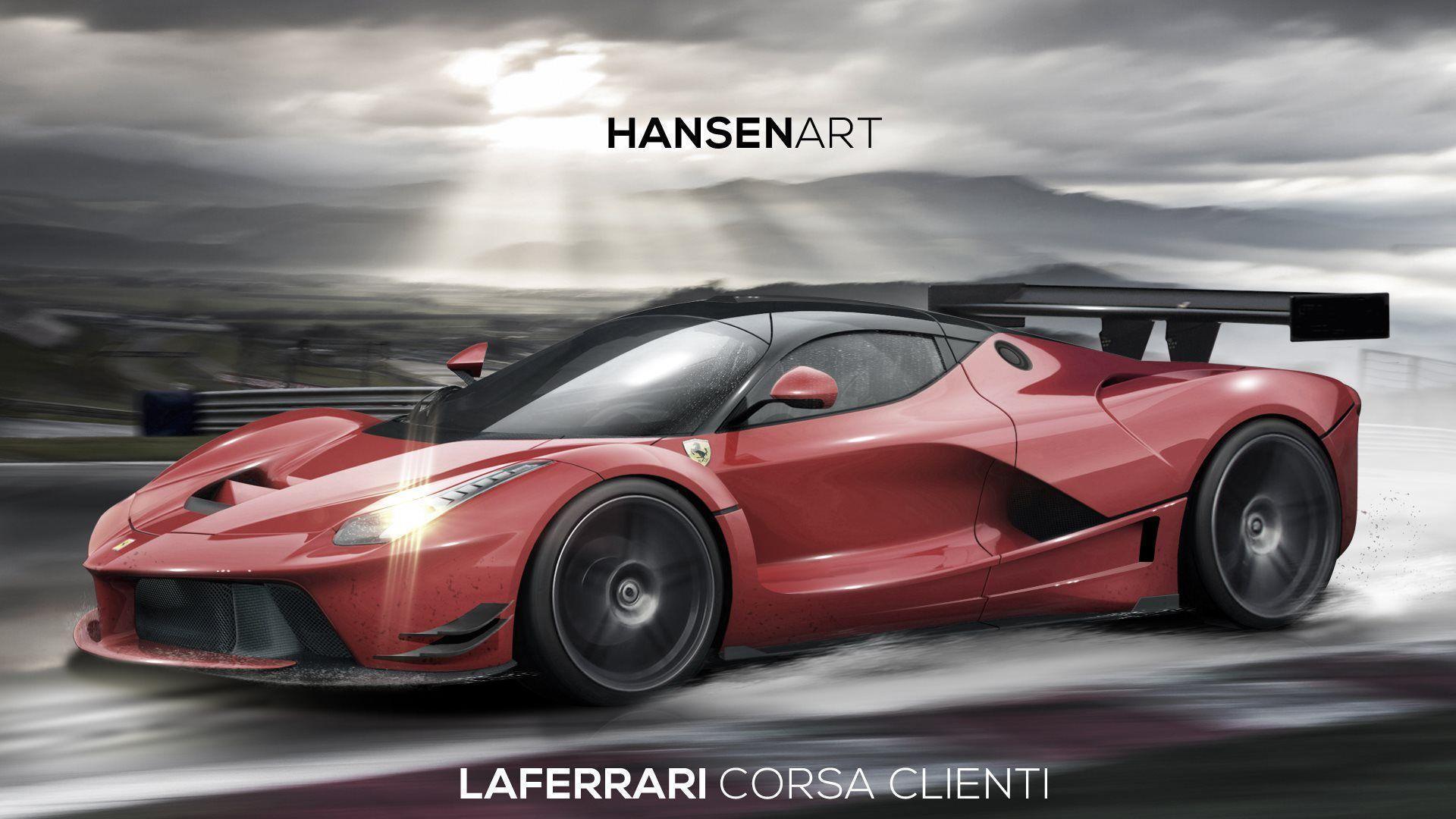 Ferrari LaFerrari Wallpapers - Wallpaper Cave