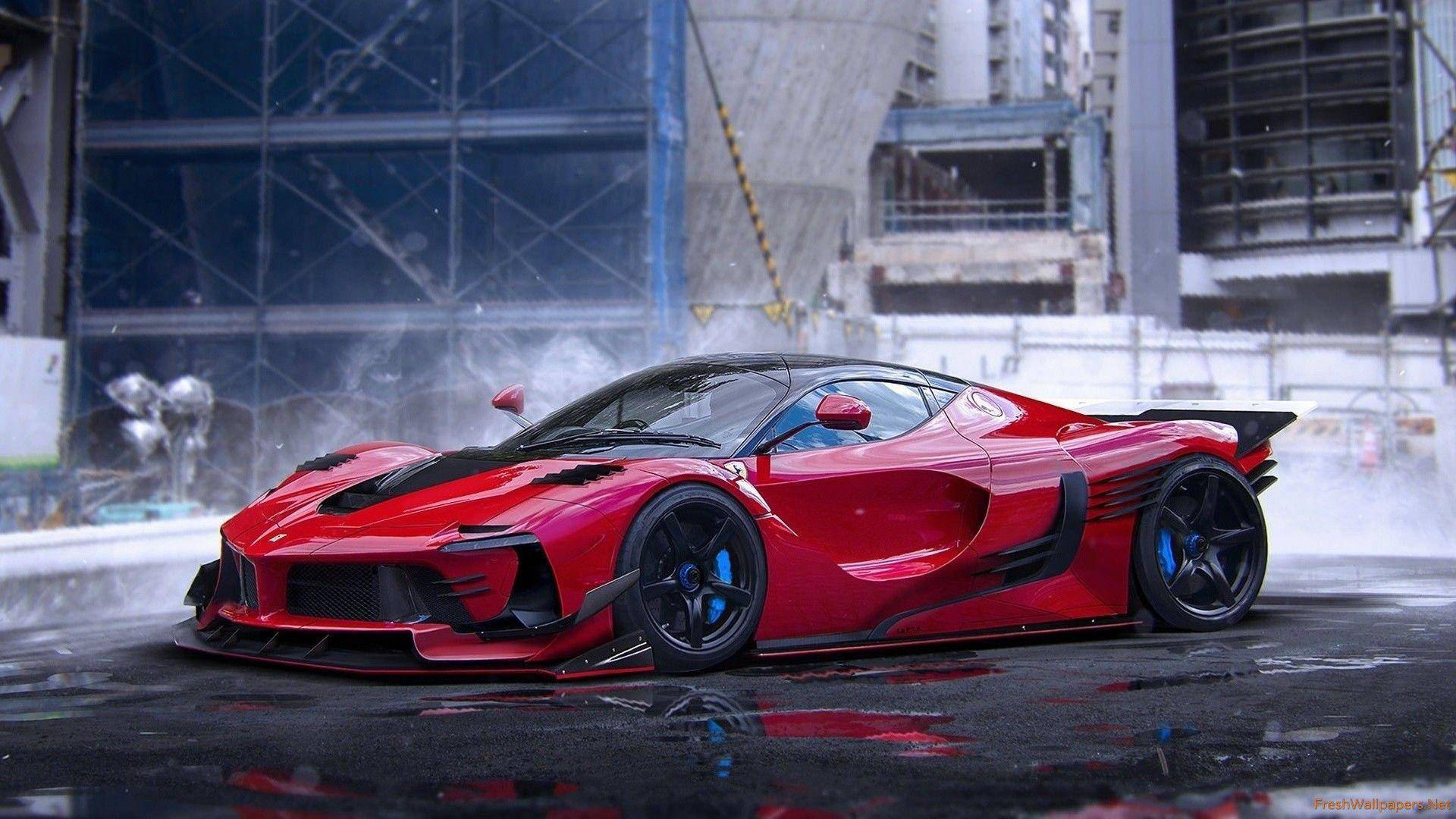 Ferrari LaFerrari Wallpapers - Wallpaper Cave