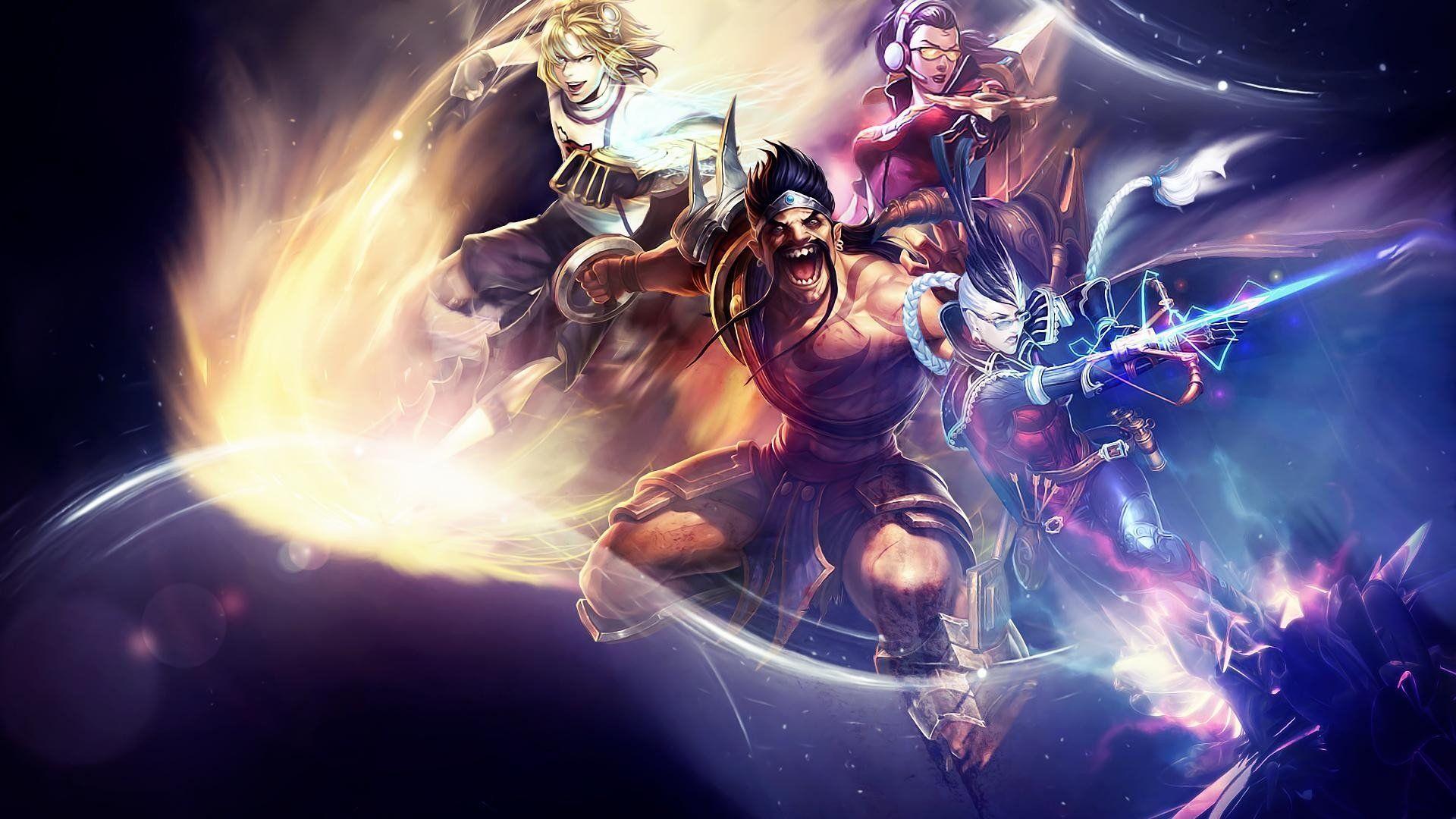 Draven League Of Legends