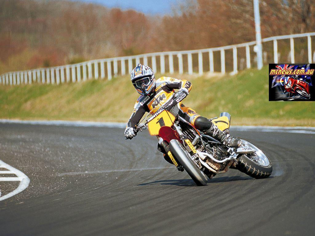 Wallpapers Ktm Supermoto 1024x768