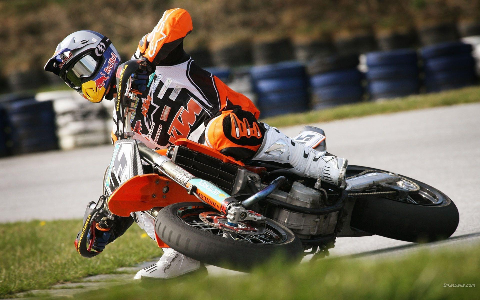 Awesome KTM Supermoto Wallpapers HD 1761 Wallpapers
