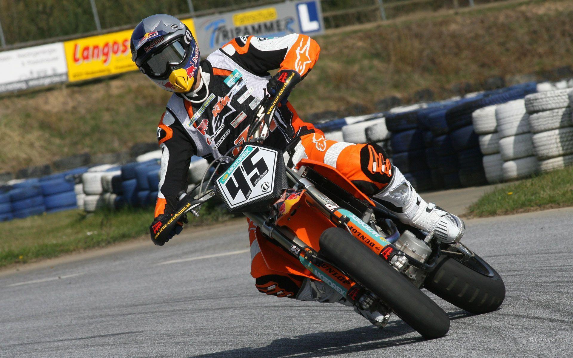 KTM Team Supermoto, Desktop wallpapers