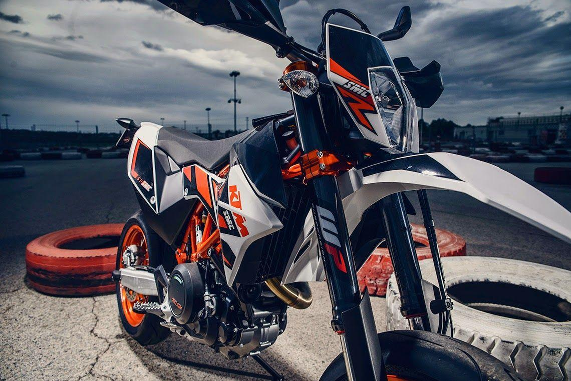 22 Incredible Ktm 690 Supermoto Wallpapers