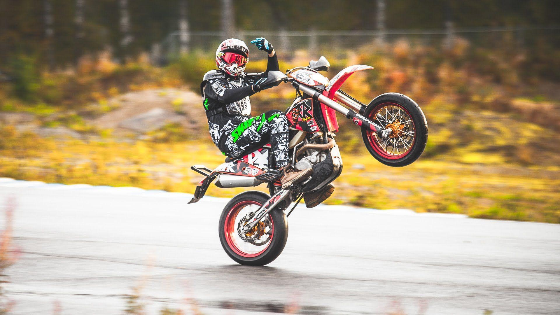 Freestyle Supermoto Wallpapers Themes