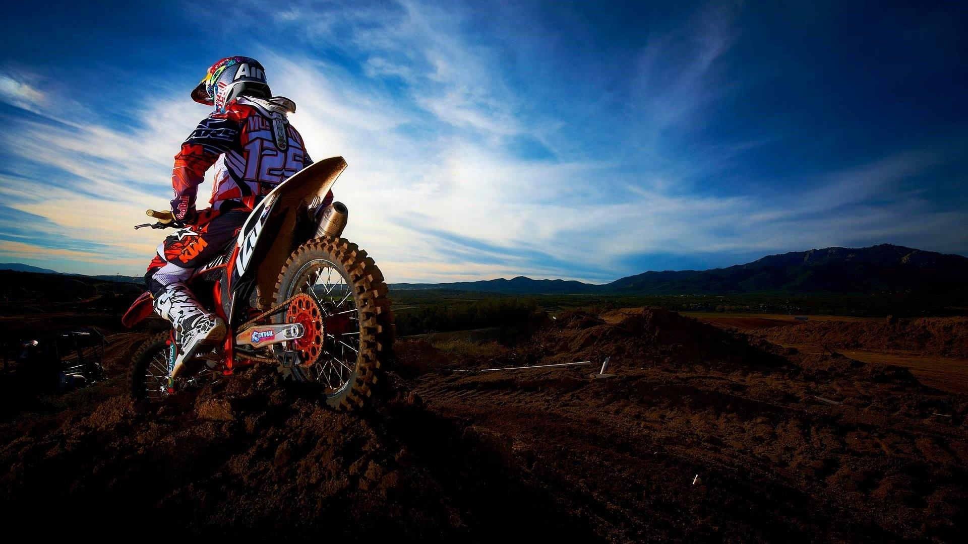 Supermoto Off Road Wallpapers