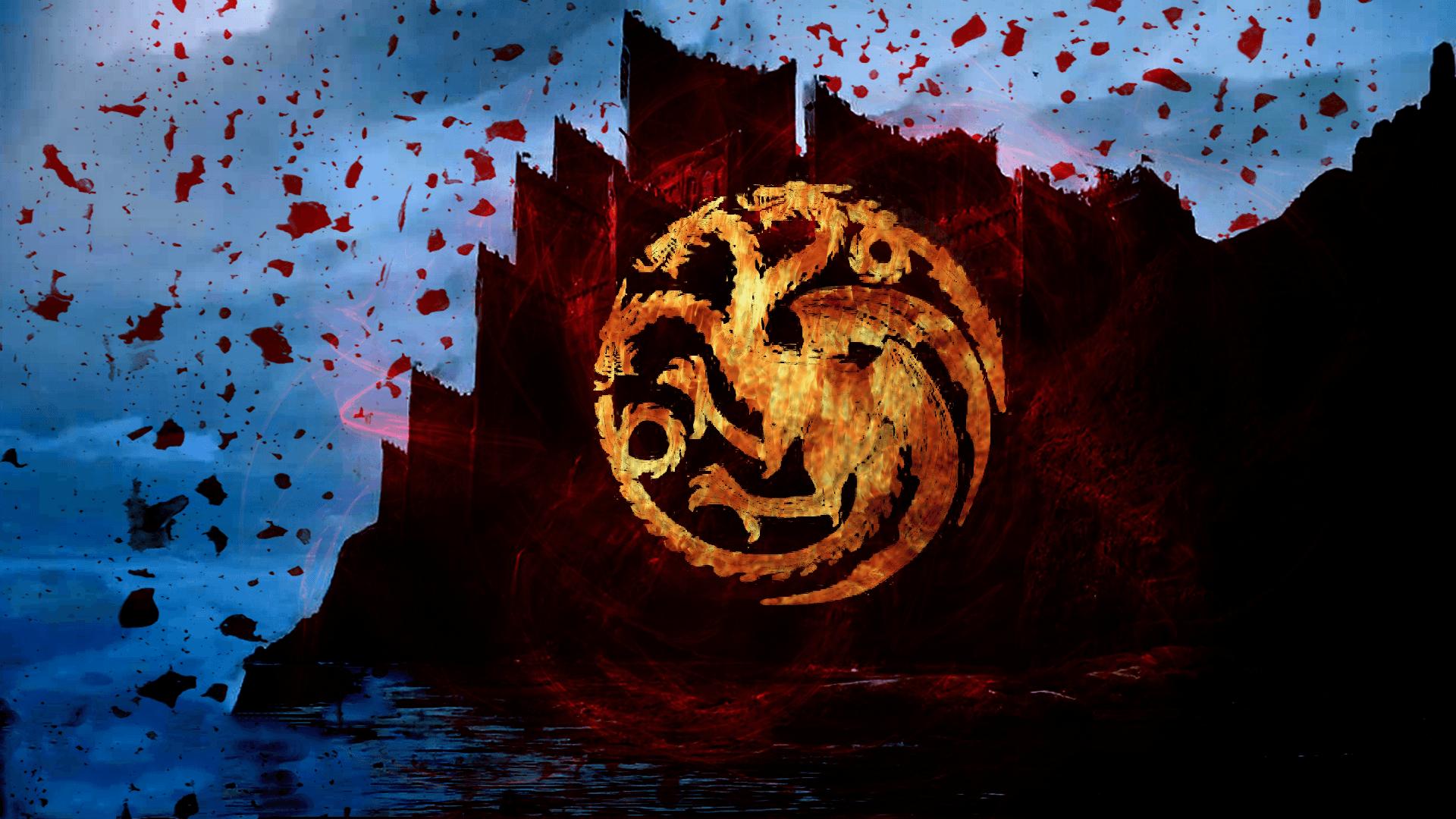 House Targaryen Wallpapers Wallpaper Cave