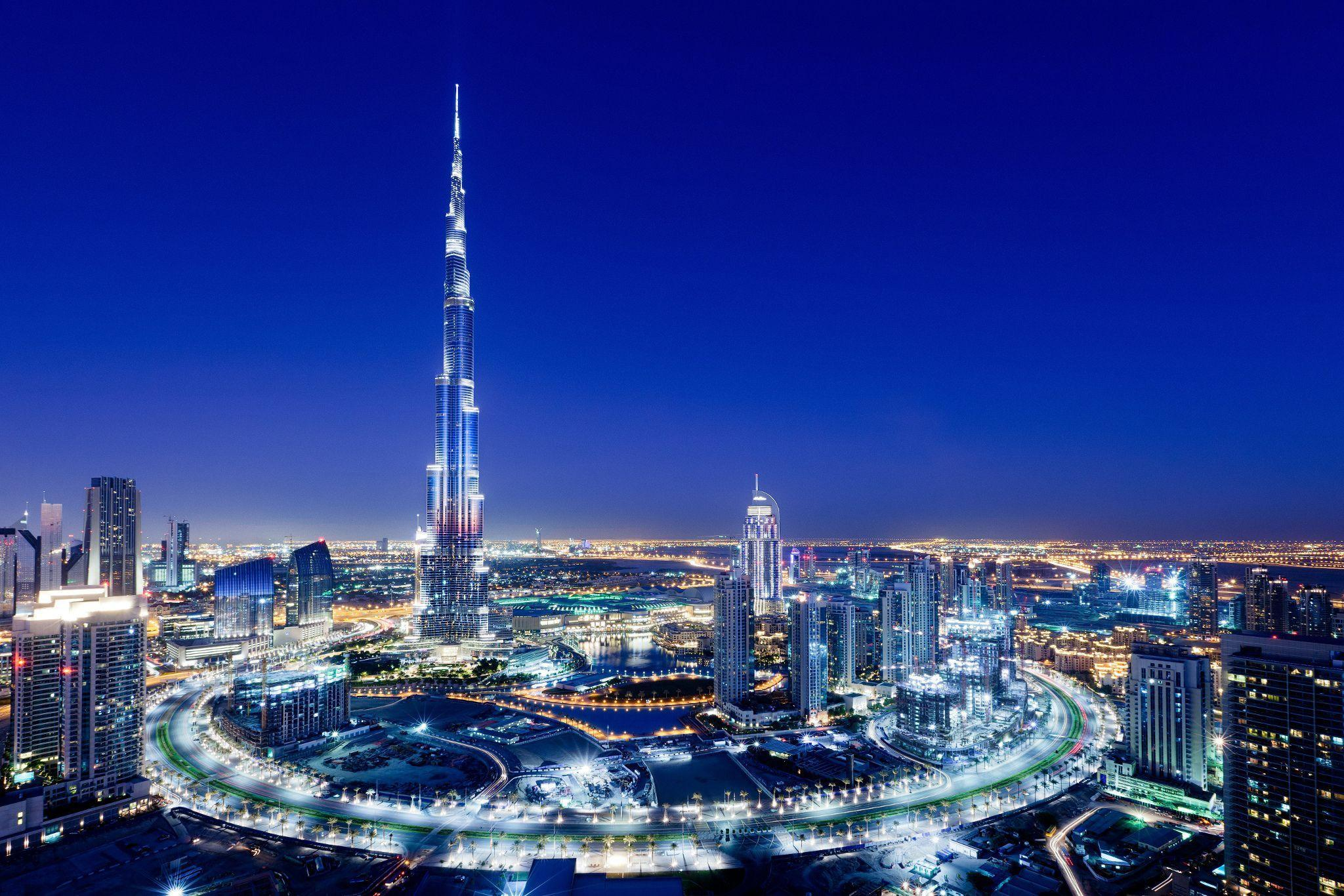 Burj Khalifa HD High Defination Wallpapers - All HD Wallpapers