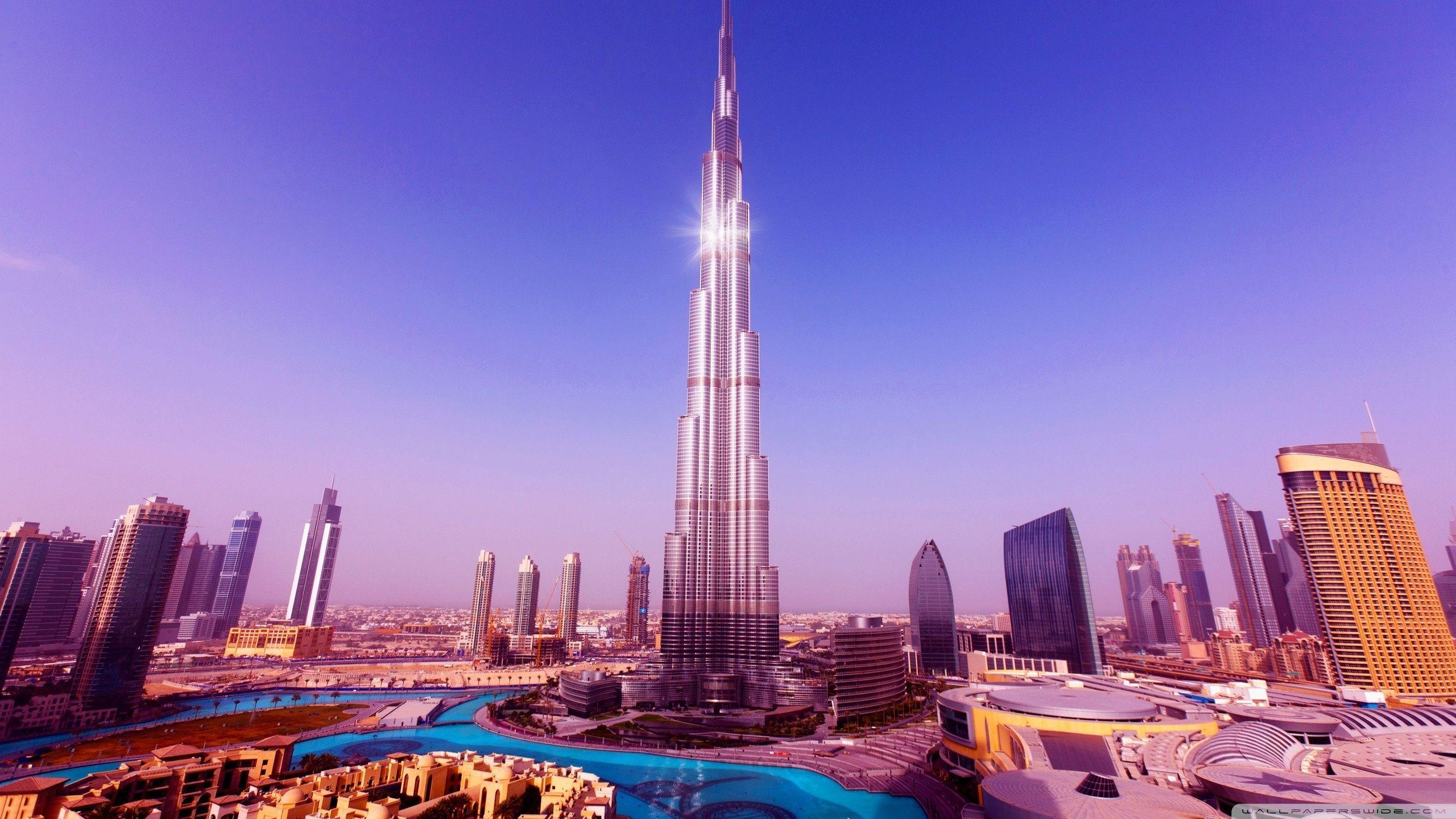 Burj Khalifa HD desktop wallpaper : High Definition : Fullscreen ...